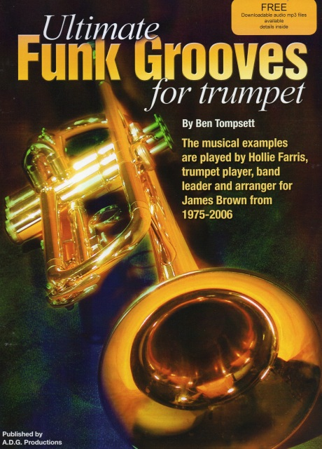 Saxophone, Trumpet and Brass Music Instruction Books